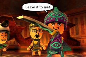 Miitopia Screenshot