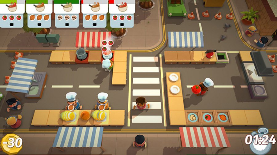 Overcooked: Special Edition Review - Screenshot 2 of 4