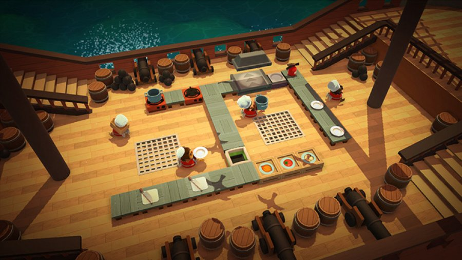 Overcooked: Special Edition Review - Screenshot 1 of 4