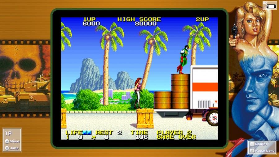 Namco Museum Review - Screenshot 1 of 4