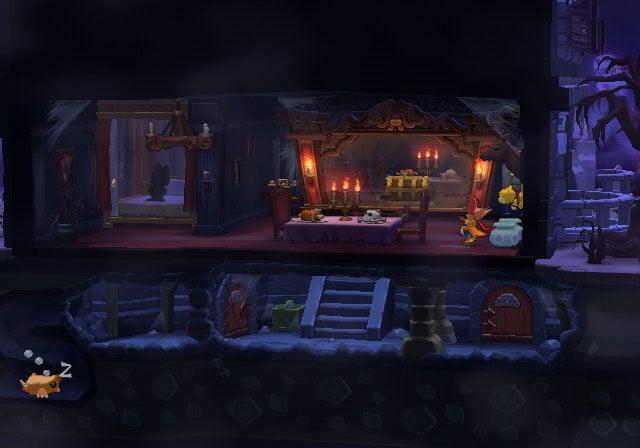 Zack & Wiki: Quest for Barbaros' Treasure Screenshot