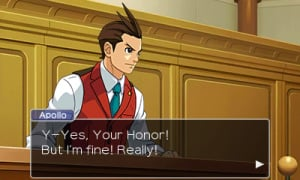 Apollo Justice: Ace Attorney Review - Screenshot 1 of 3