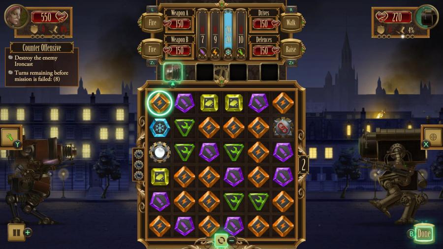 Ironcast Review - Screenshot 1 of 5
