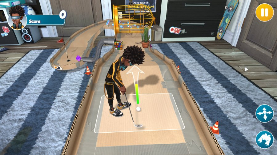 Infinite Minigolf Review - Screenshot 1 of 6