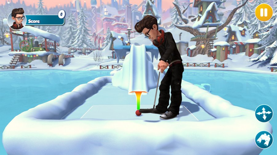Infinite Minigolf Review - Screenshot 2 of 6
