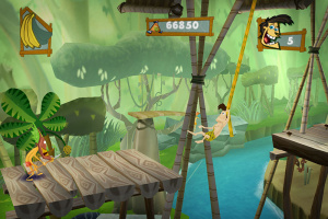 George of the Jungle Screenshot