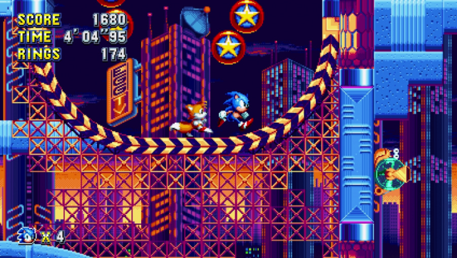 Sonic Mania Review - Screenshot 1 of 6