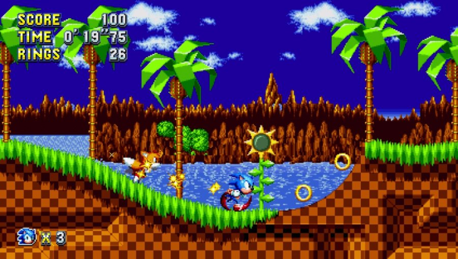 Sonic Mania Review - Screenshot 1 of 5