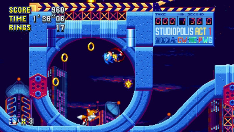 Sonic Mania Review - Screenshot 5 of 6
