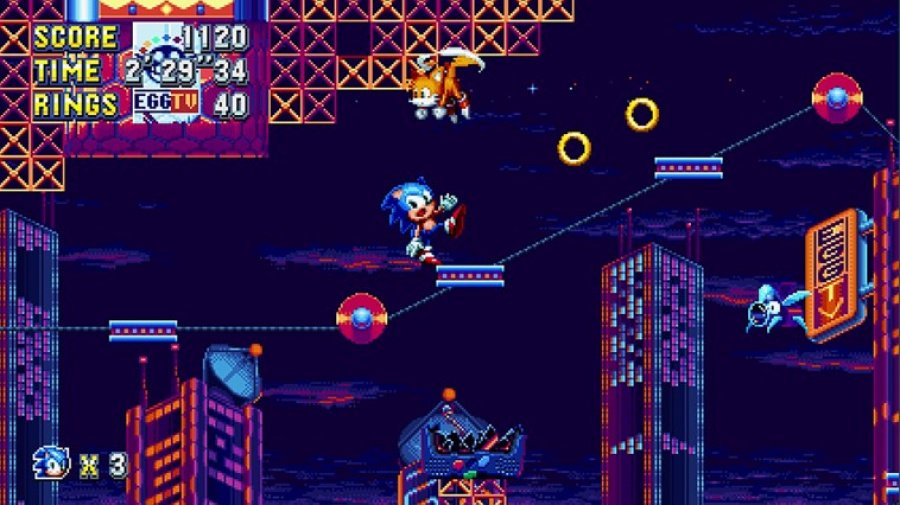 Sonic Mania Review - Screenshot 3 of 6