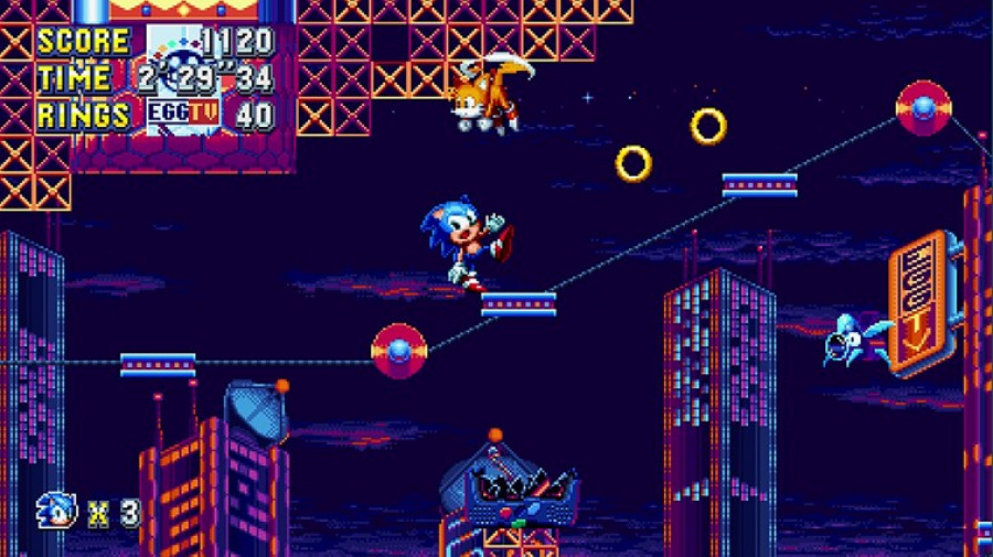 Sonic Mania Review - Screenshot 2 of 6