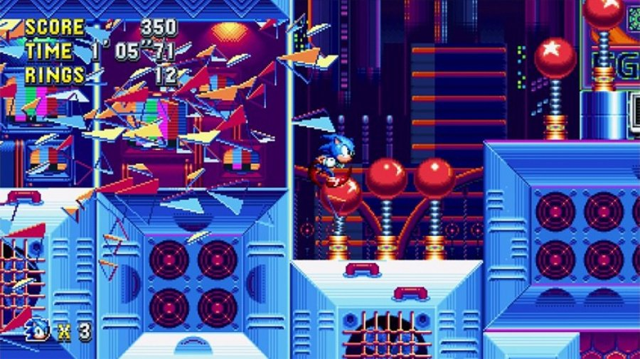 Sonic Mania Review - Screenshot 6 of 6