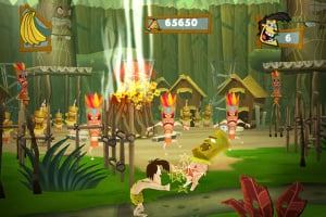 George of the Jungle Screenshot
