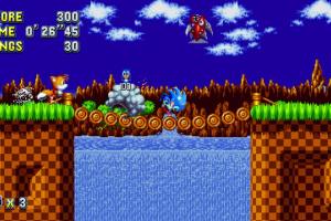 Sonic Mania Screenshot