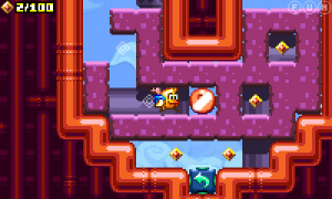 Chicken Wiggle Review - Screenshot 1 of 5