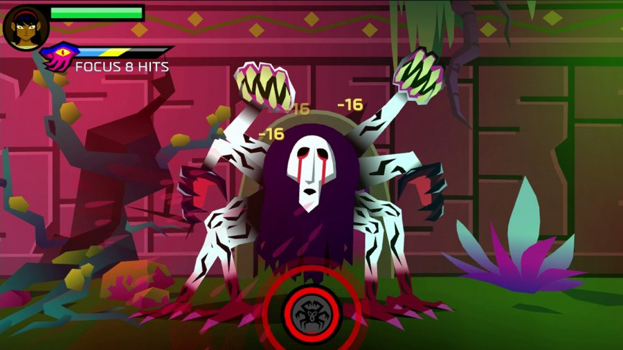 Severed Review - Screenshot 4 of 4