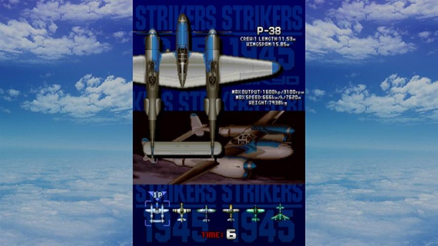Strikers 1945 Review - Screenshot 2 of 5