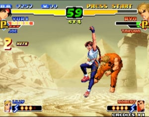 The King of Fighters 2000 Review - Screenshot 4 of 4