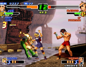 The King of Fighters 2000 Review - Screenshot 3 of 4