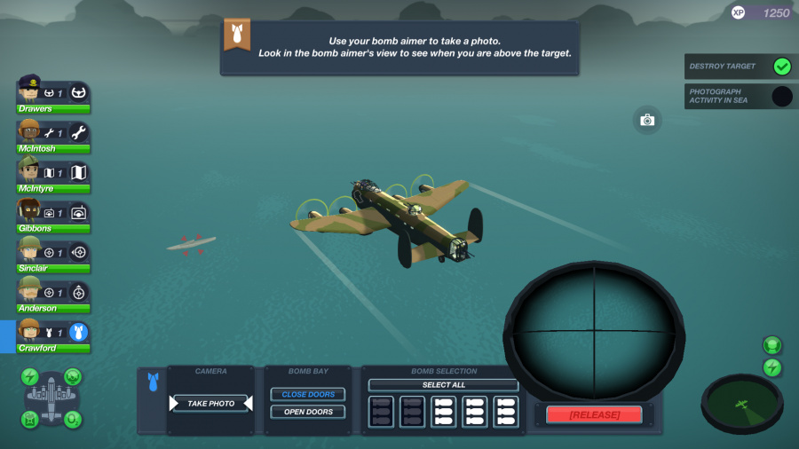 Bomber Crew Review - Screenshot 2 of 4