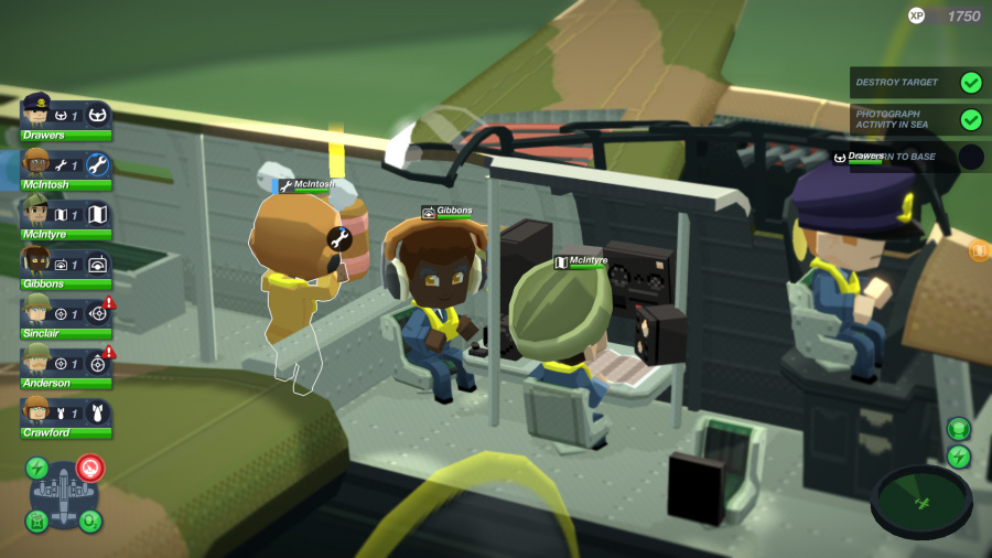 Bomber Crew Review - Screenshot 4 of 4