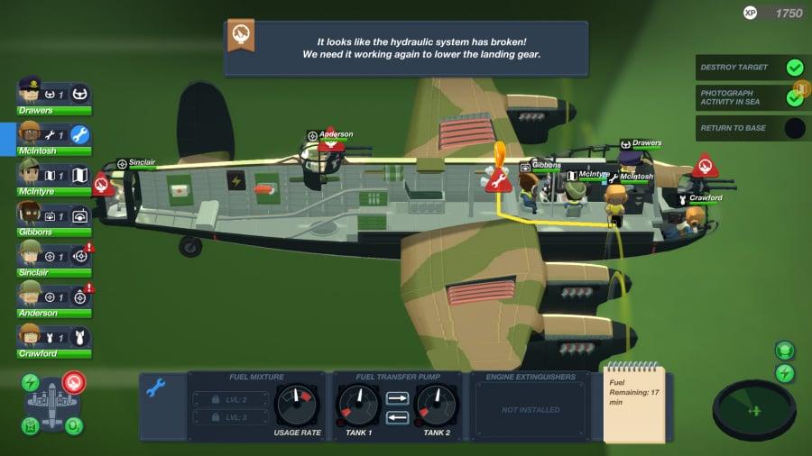 Bomber Crew Review - Screenshot 3 of 4