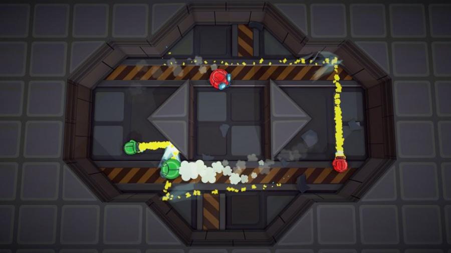 Rocket Fist Review - Screenshot 1 of 4