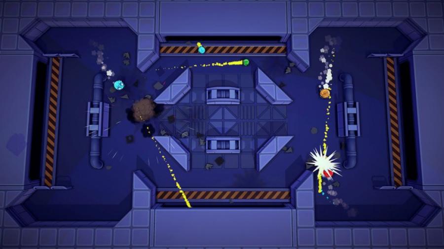 Rocket Fist Review - Screenshot 3 of 5