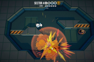 Rocket Fist Screenshot
