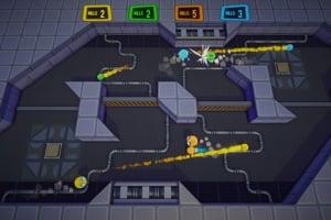 Rocket Fist Screenshot
