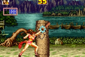 Fatal Fury 2 Screenshot