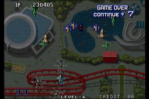 Aero Fighters 2 Screenshot