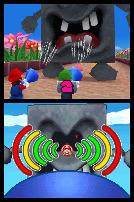 Commit mario party ds and the
