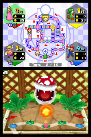 Mario Party DS Review - Screenshot 1 of 4