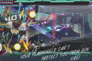 Azure Striker Gunvolt: Striker Pack Screenshot