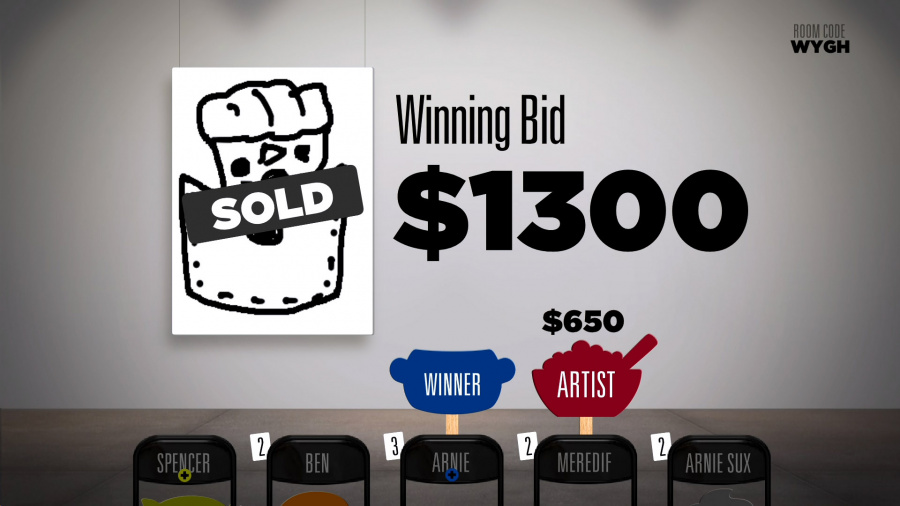 The Jackbox Party Pack 2 Review - Screenshot 2 of 4