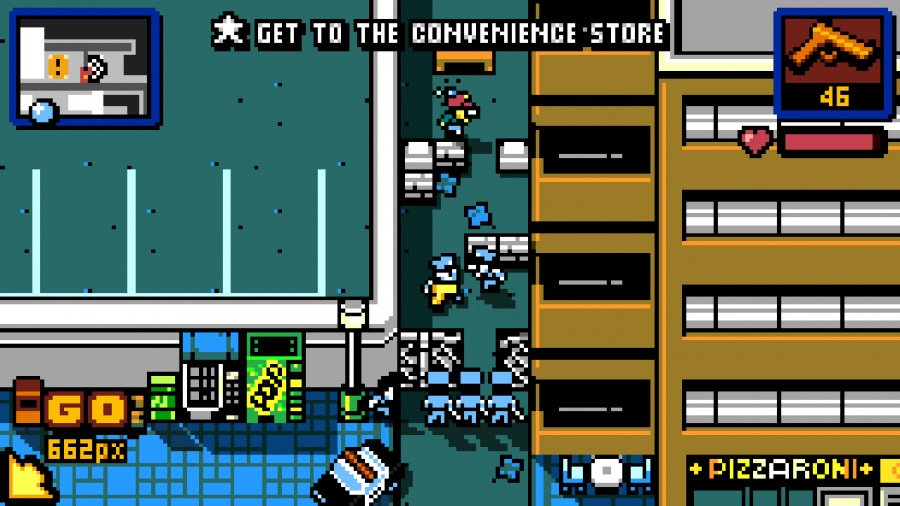 Retro City Rampage DX Review - Screenshot 4 of 4