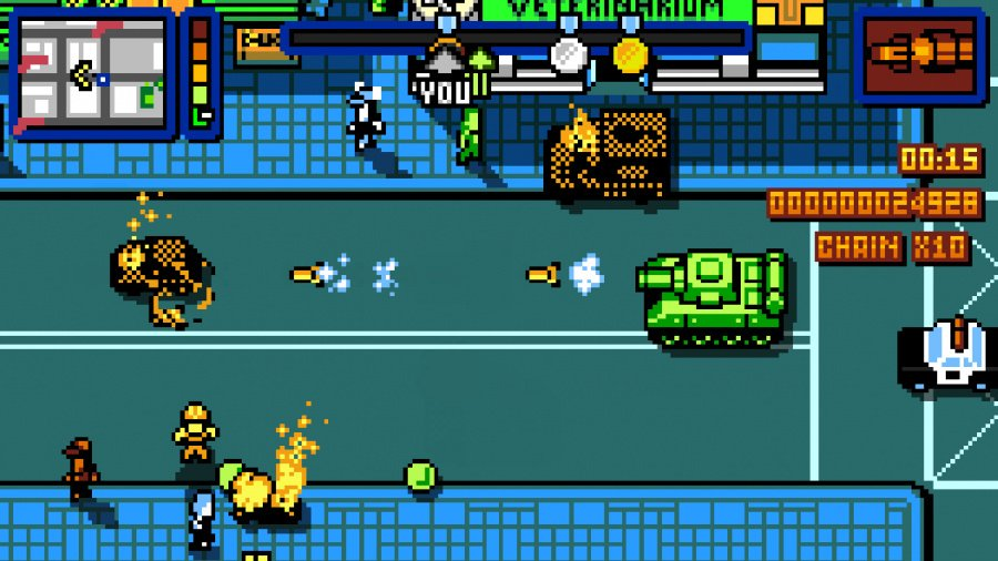 Retro City Rampage DX Review - Screenshot 1 of 4