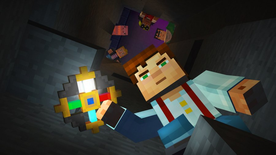 Minecraft: Story Mode - The Complete Adventure Review - Screenshot 2 of 3
