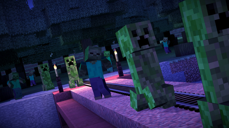 MCSM Creepers