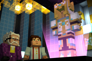 Minecraft: Story Mode - The Complete Adventure Screenshot
