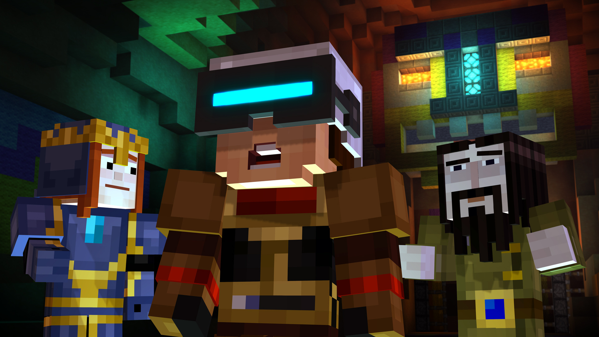 minecraft story mode all episodes free