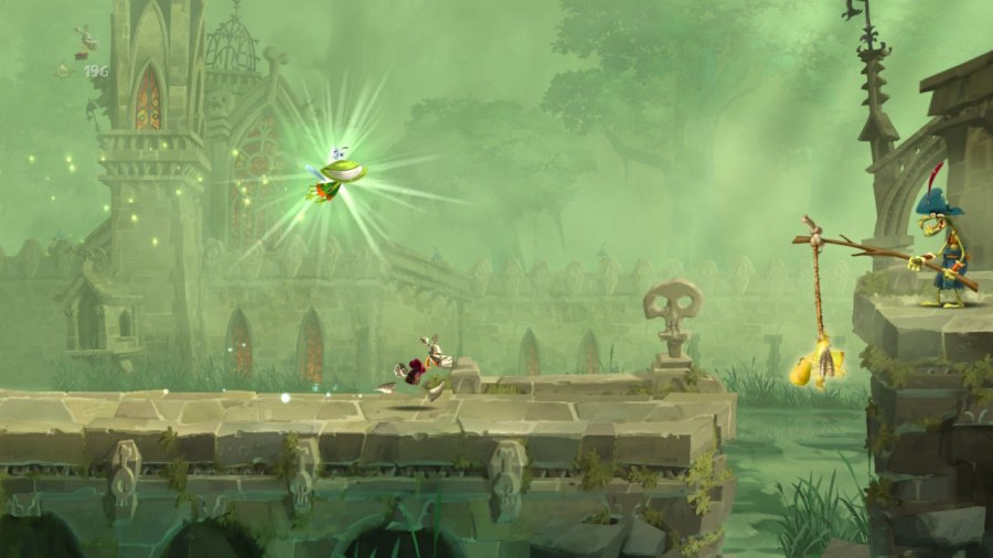 Rayman Legends: Definitive Edition Review - Screenshot 5 of 7