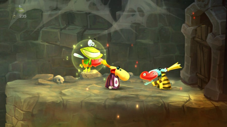 Rayman Legends: Definitive Edition Review - Screenshot 6 of 7