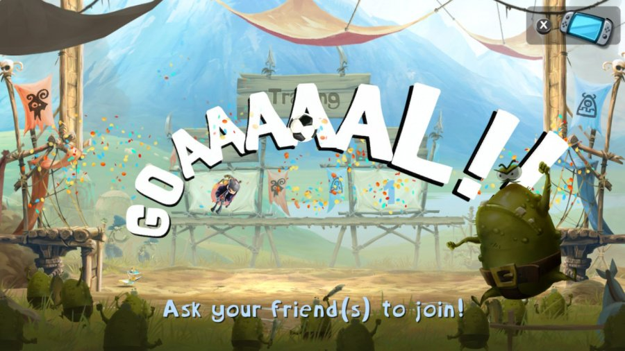 Rayman Legends: Definitive Edition Review - Screenshot 2 of 7