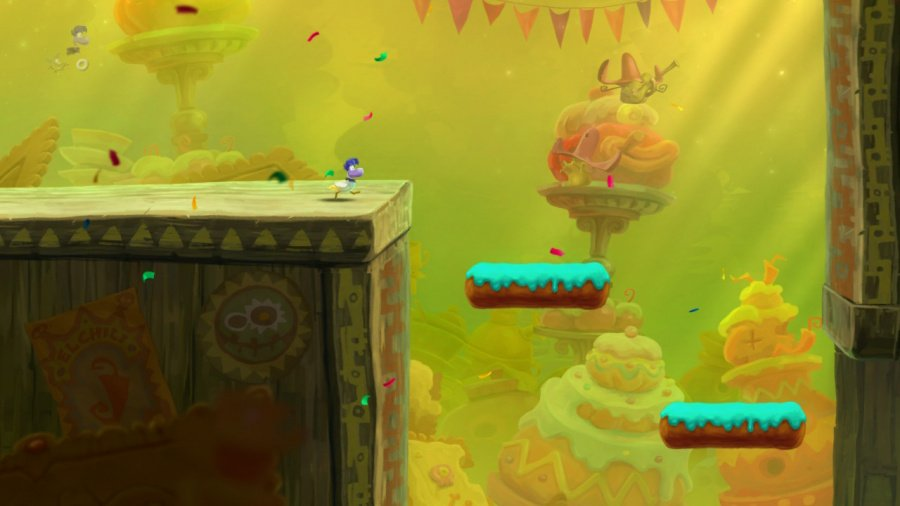 Rayman Legends: Definitive Edition Review - Screenshot 1 of 7