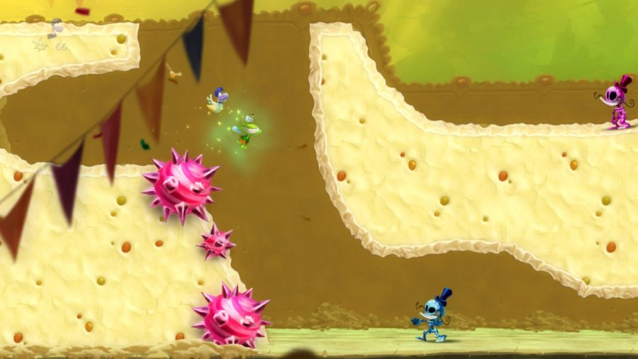 Rayman Legends: Definitive Edition Review - Screenshot 3 of 7