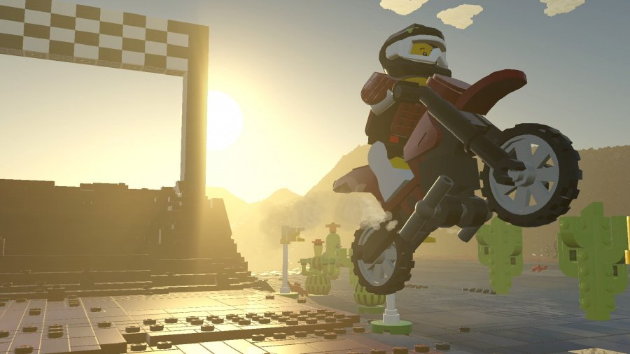 LEGO Worlds Review - Screenshot 4 of 6
