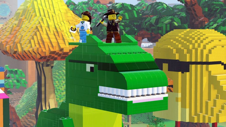 LEGO Worlds Review - Screenshot 4 of 7