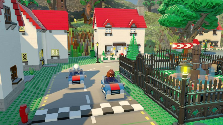 LEGO Worlds Review - Screenshot 1 of 6